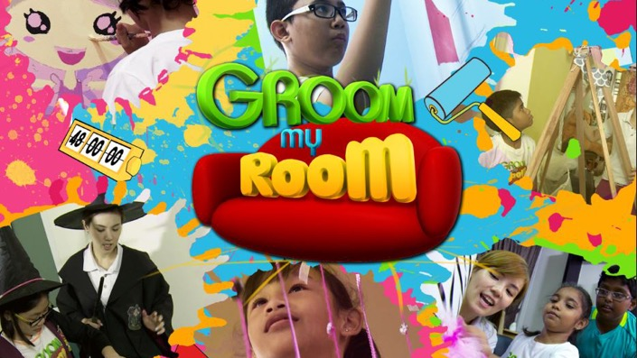 Groom My Room kids format sold to HTV3 Vietnam