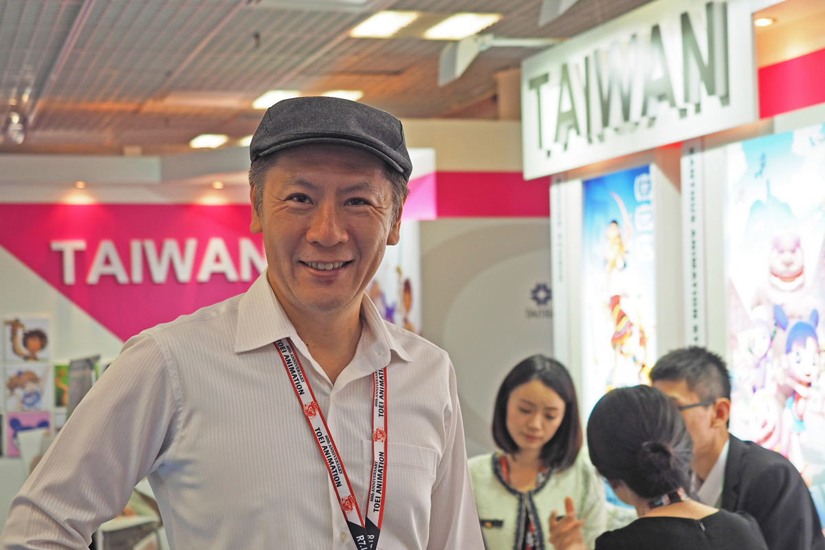 'GO GO GIWAS' DIRECTOR, VICK WANG, TALKS ABOUT ANIMATION INDUSTRY IN TAIWAN
