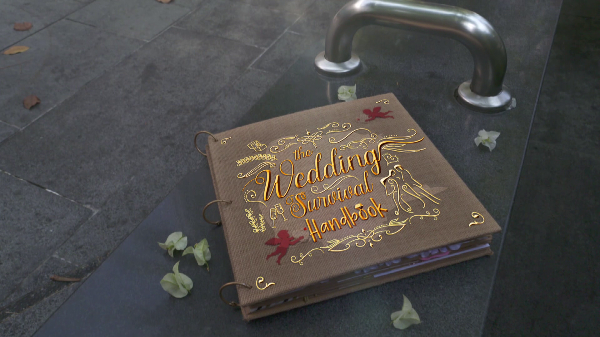 The Wedding Survival Handbook
