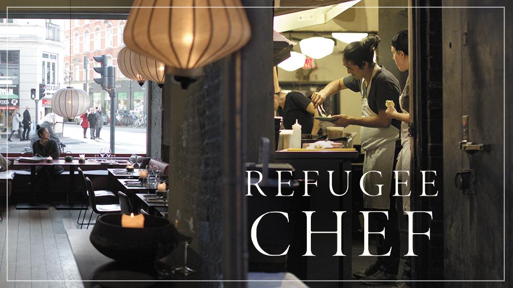 Refugee Chef